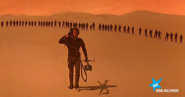 Canal Hollywood exibe a versão original do filme de ficção científica