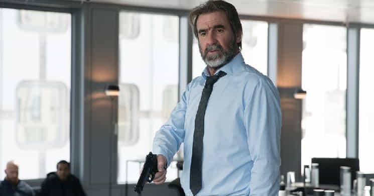 Eric Cantona vai protagonizar o telefilme francês