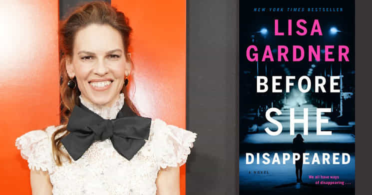 Hilary Swank vai protagonizar a serie Before She Disappeared