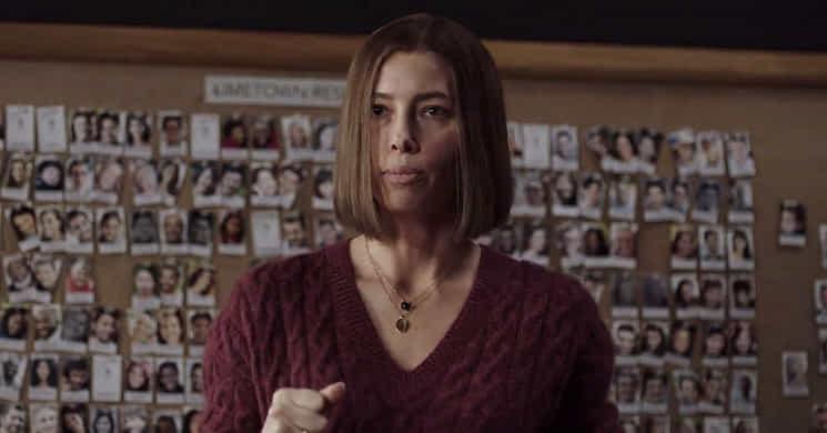 Jessica Biel substitui Elisabeth Moss como protagonista da minissérie