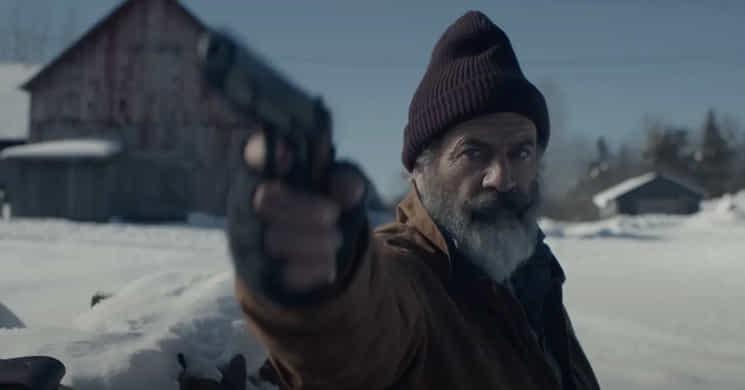 Mel Gibson foi anunciado como protagonista do thriller de ação