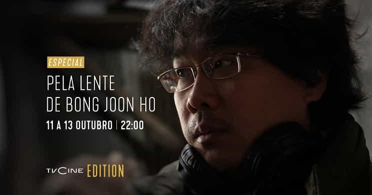 TVCine Edition estreia o especial Pela Lente de Bong Joon-Ho