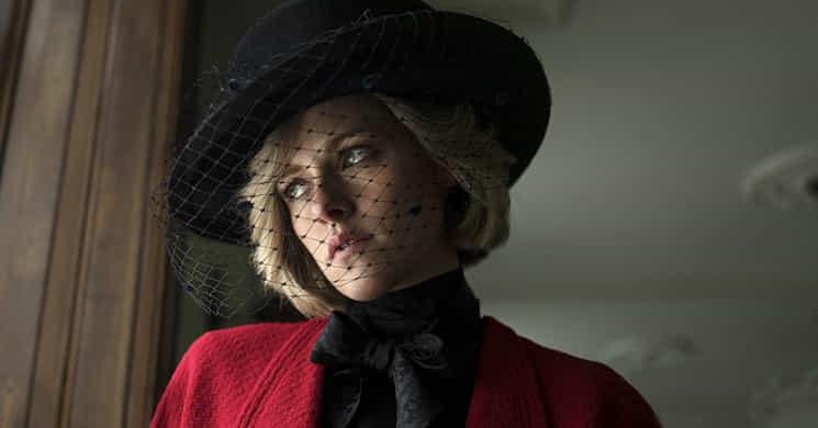 """Kristen Stewart é a Princesa Diana no trailer legendado de """"Spencer"""""""